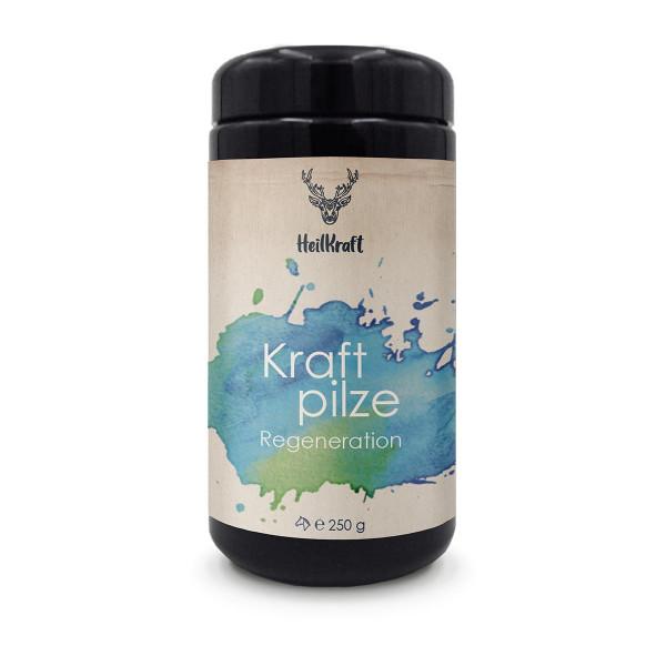 Kraftpilze Regeneration - 250g