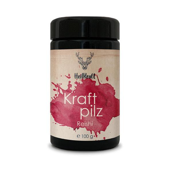 Kraftpilz Reishi - 100g