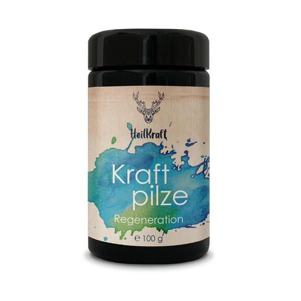 Kraftpilze Regeneration - 100g