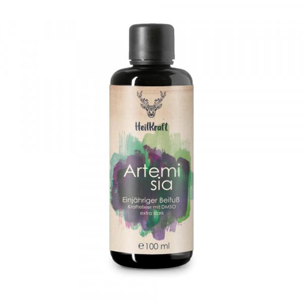 Artemisia annua Auszug mit DMSO