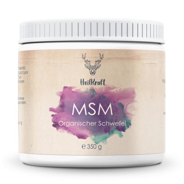 MSM (Anorganischer Schwefel) - 350g